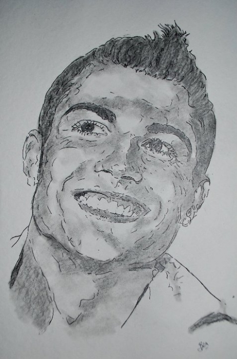 Cristiano Ronaldo por Beatriz.ch